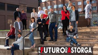 Un grupo para el futuro de Astorga