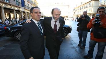 Rubalcaba: Un hombre de Estado que benefició a Astorga